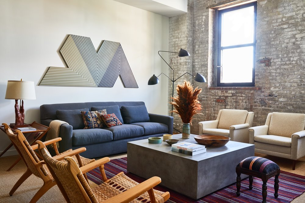 Glassworks Bushwick Launches Leasing & Reveals ASH NYC-Designed Amenity Spaces