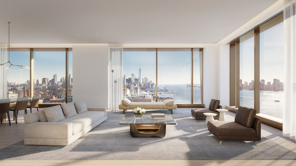 HFZ Capital Unveils The Gilles & Boissier & Gabellini Sheppard Associates-Designed Interiors At XI