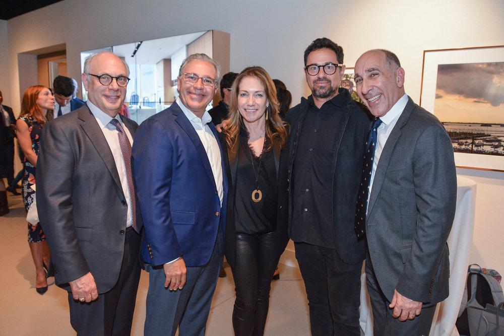 Robert Levine, Leo Marmol, Susan DeFrança, Eran Chen, David Wine