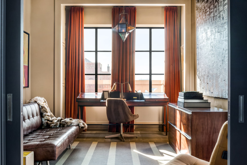 KCD Co-Chairman & Former Barneys CEO Lists Chelsea Penthouse At 410 West 24th Street With Fredrik Eklund & John Gomes
