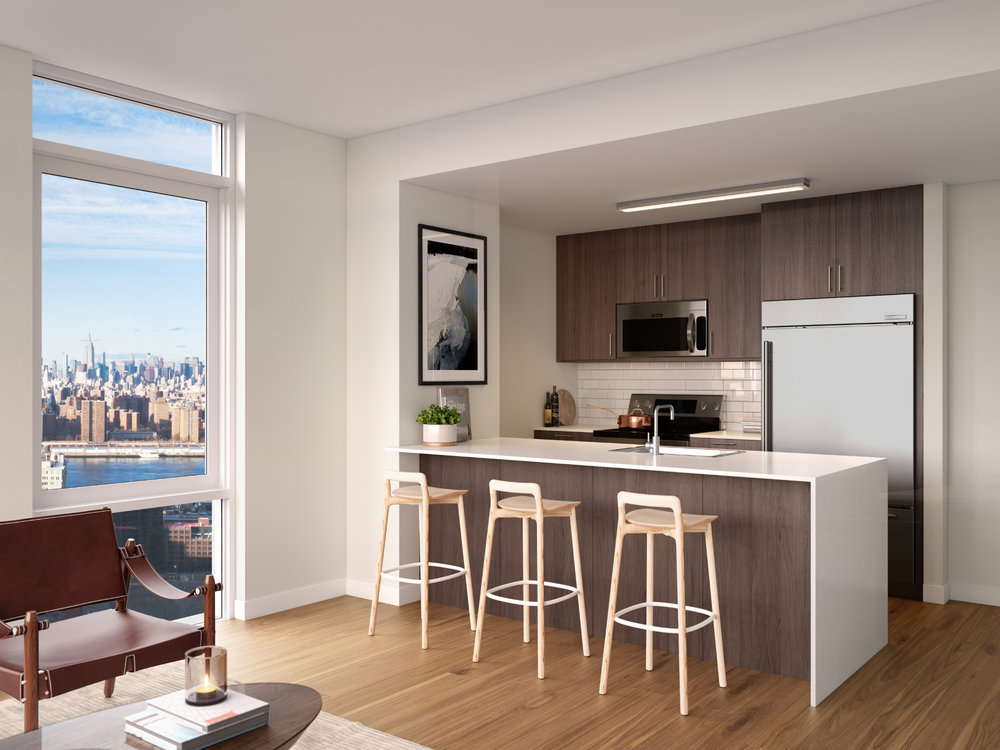 The Amberly Designed by Woods Bagot Prepares To Launch Leasing In Downtown Brooklyn