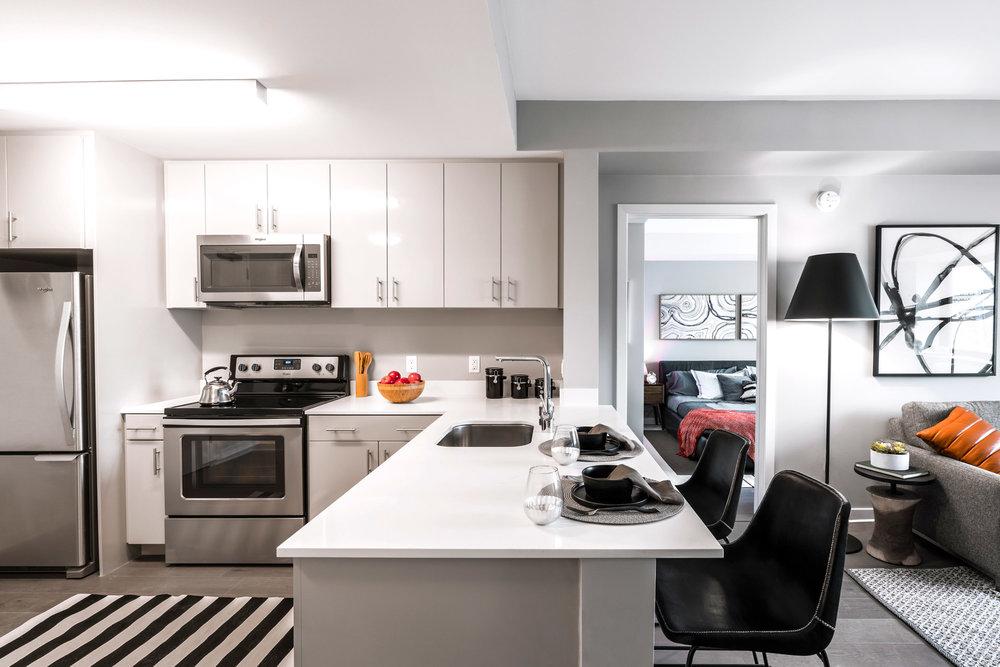 Peek Inside KRE Group's 485 Marin's Luxury Rentals Where Rentals Start August 15