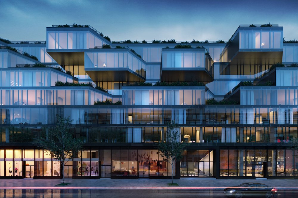With A Design Inspired By Buenos Aires, Corte Launches Condo Sales In Long Island City
