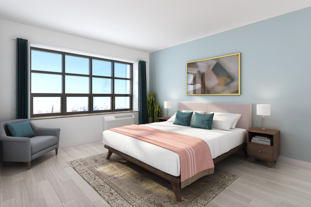 Leasing Now Underway At LeFrak's Revetment House in Jersey City