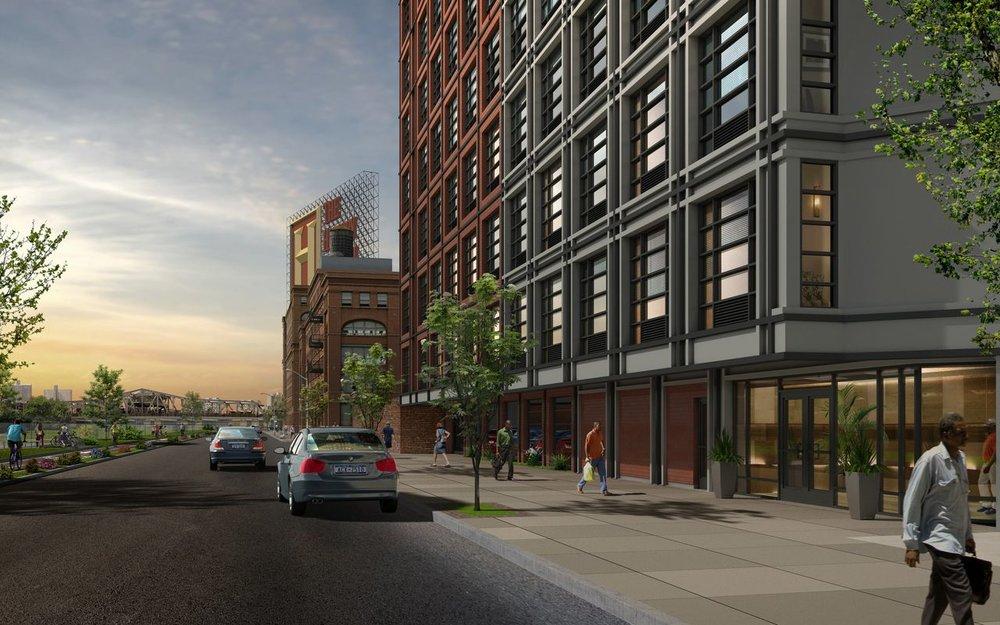 Leasing Kicks Off At Bridgeline Apartments In Mott Haven, Bronx