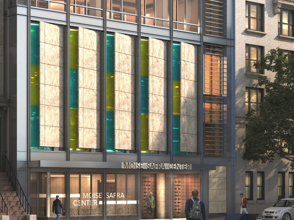 Check Out The Newly Revealed Renderings Of The Upper East Side's Moise Safra Cultural Center
