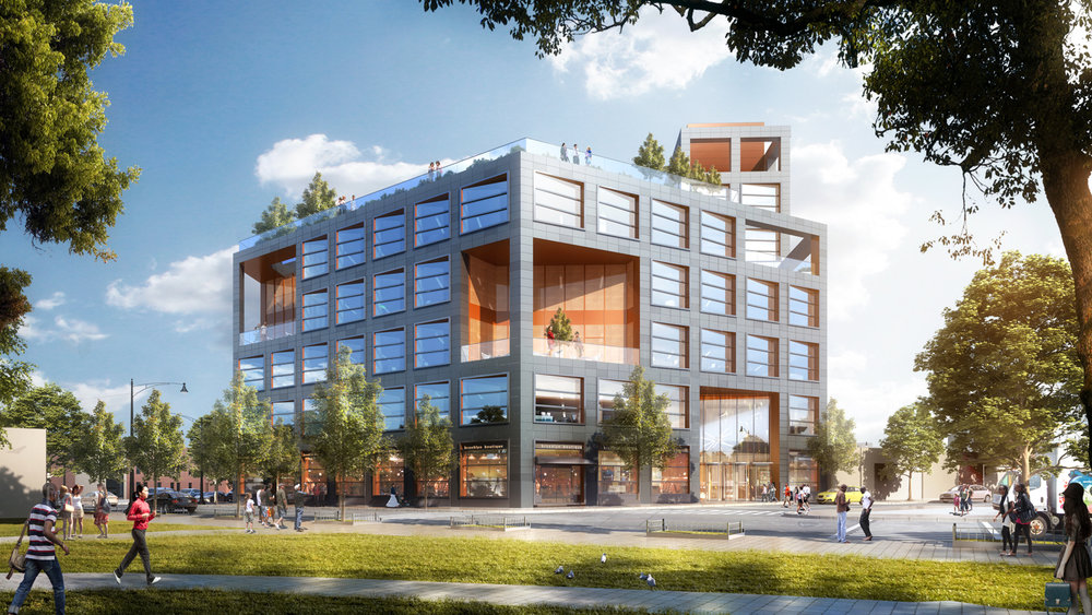 The FXCollaborative-Designed 12 Franklin Street Revealed in Greenpoint, Brooklyn