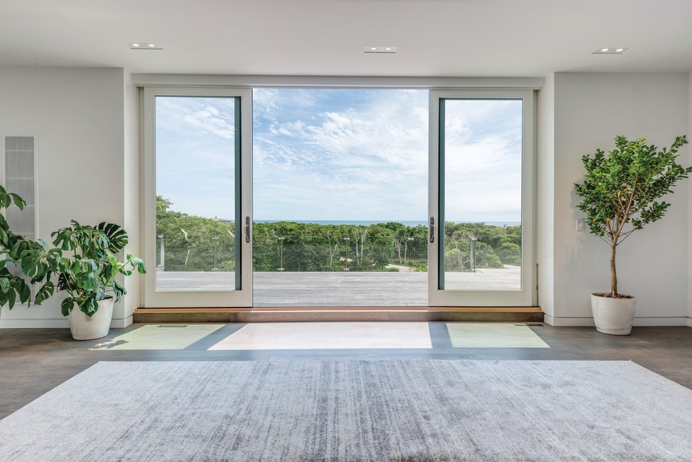Tour A Stunning Montauk Contemporary With A Rooftop Pool & Ocean Views Asking $8.49 Million