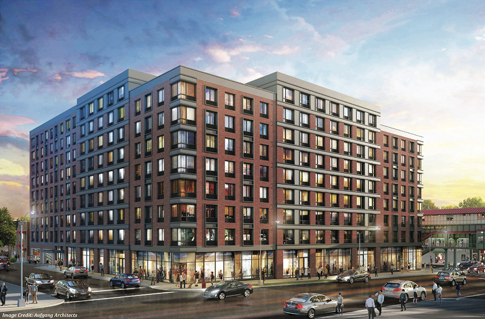 Wakefield's 700 East 241st Street Reveals New Renderings In The Bronx