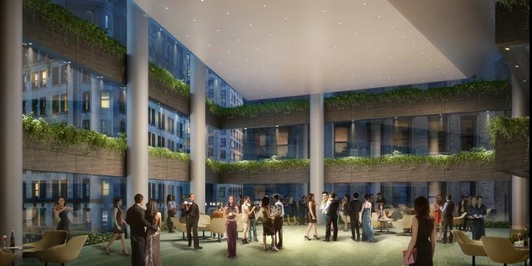 Marriott International Announces Rafael Viñoly-Designed Ritz Carlton At 1185 Broadway To Break Ground