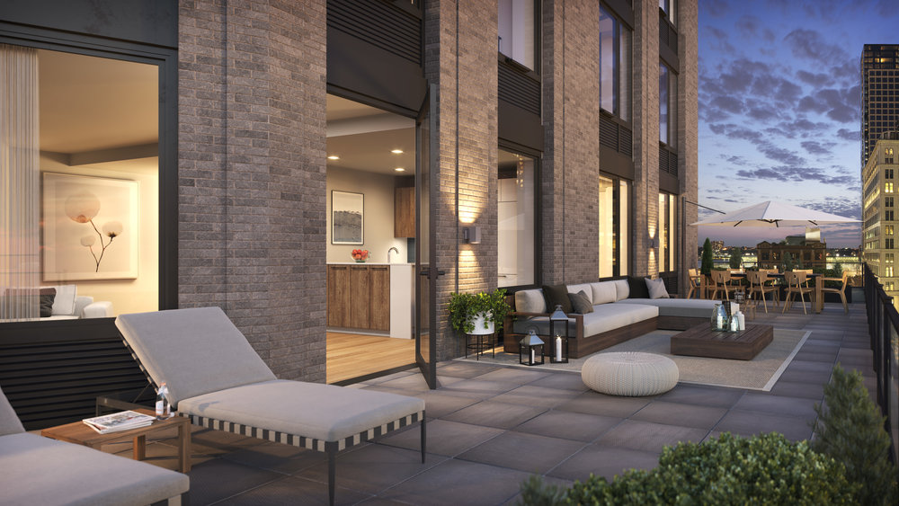 445 Launches Residential Leasing In Hudson Yards
