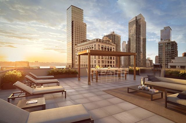 "445 has just launched leading of residential units in Hudson Yards with studios starting at $3,000 per month. ""We are excited to launch 445, following the success of The Lewis, which was fully leased in a short five months."" said Eli S. Weiss, principal at Joy Construction. ""Hudson Yards is rapidly evolving, with many options for renters, so our focus has been to deliver product that is unique and with high design in mind – 445 will do just that."" Get the full update at PROFILEnewyork.com. #HudsonYards #INCarchitects #RentNYC #INCdesign #RentHudsonYards #DouglasElliman #NewYorkRealEstate #PROFILEre #PROFILEnyc"