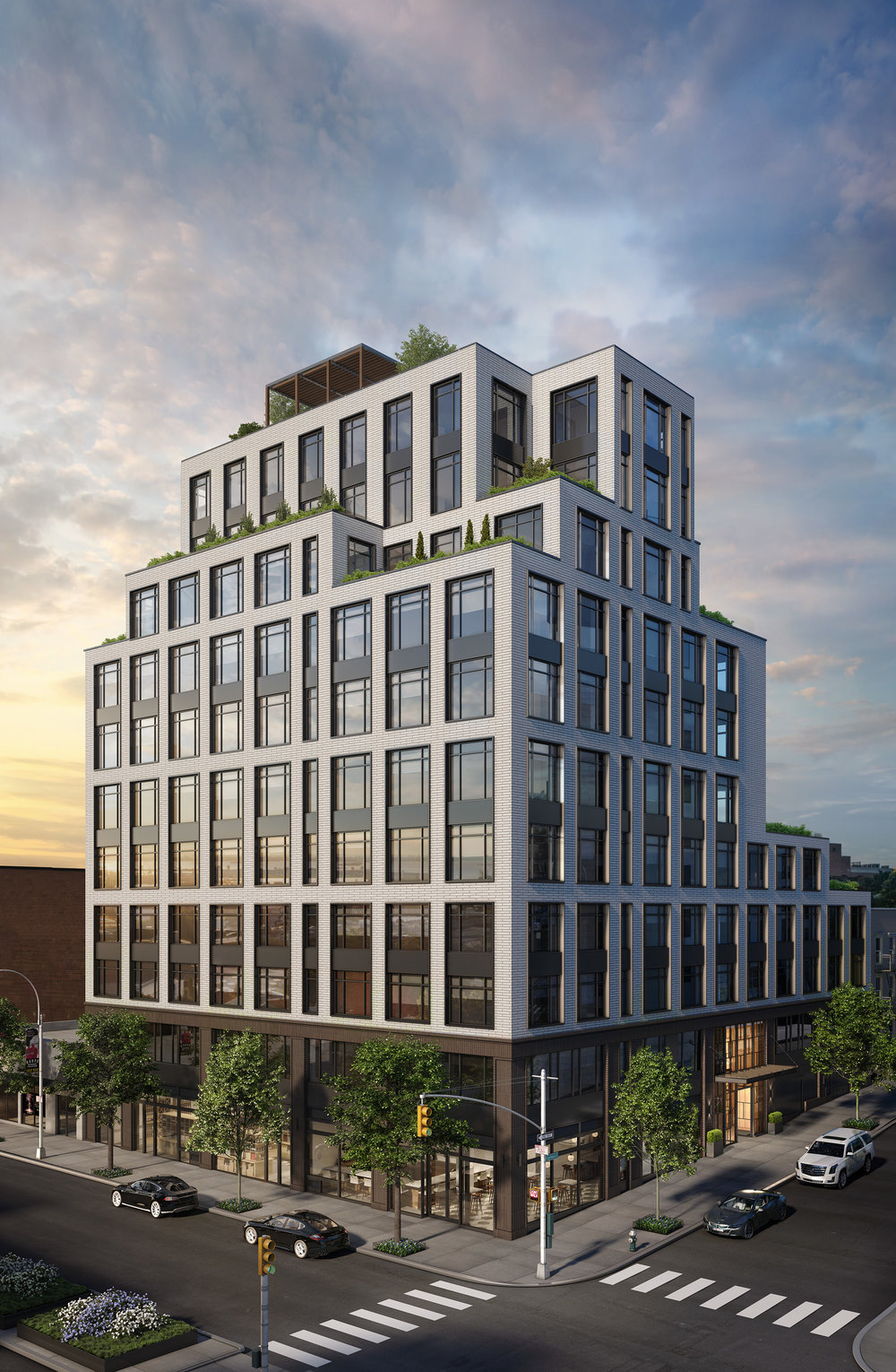 Brooklyn's Arbor Eighteen Launches Teaser Site & Reveals New Renderings