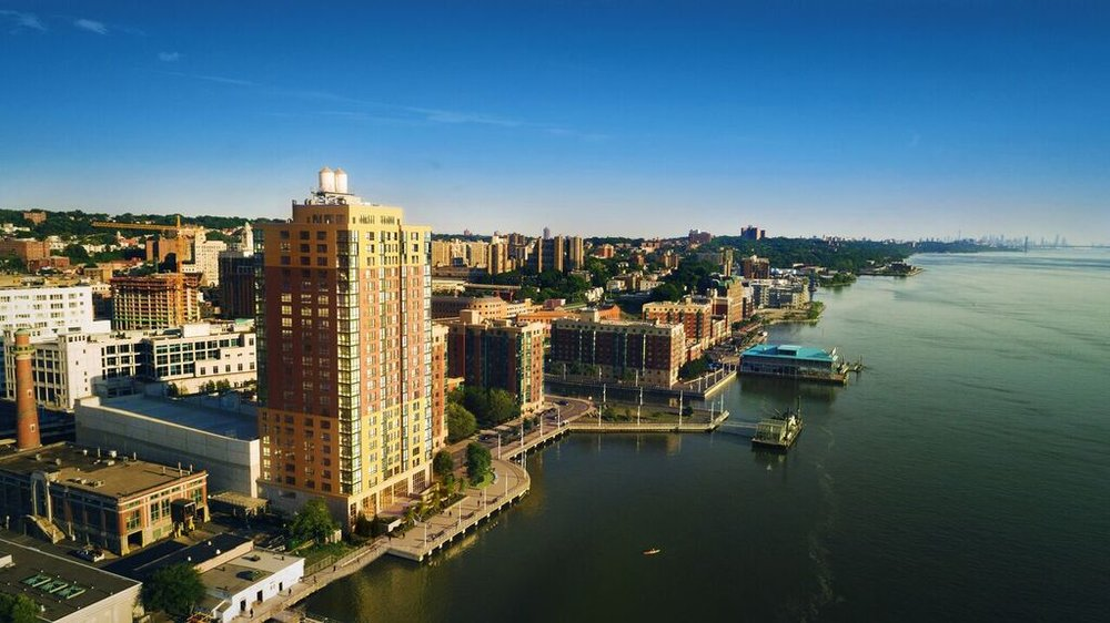 River Club at Hudson Park Opens for Leasing in Waterfront Yonkers