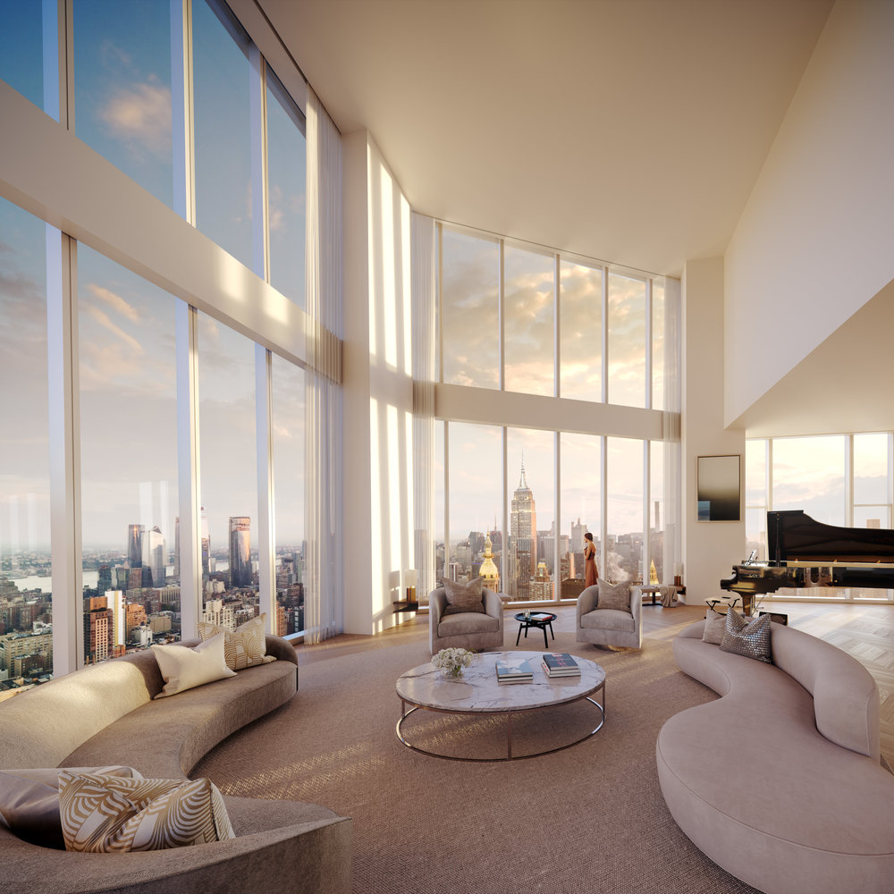 A Triplex Penthouse At Madison Square Park Tower To Hit Market For $77.7 Million