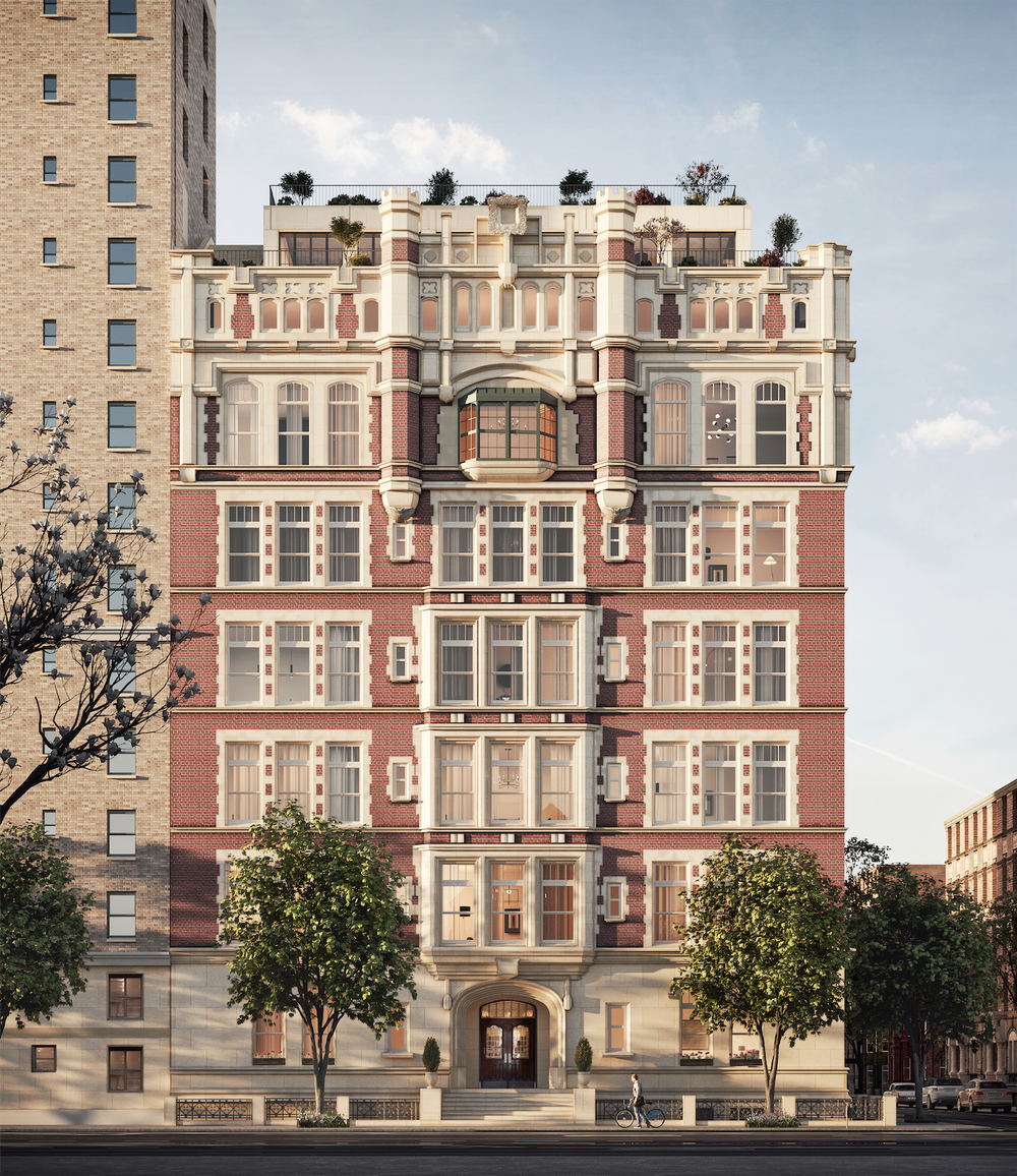 555 West End Avenue Reveals Charlie Ferrer-Designed Model Residence