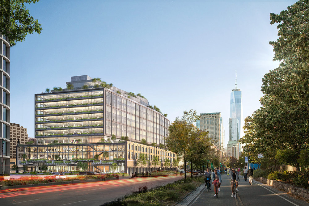 Google Announces $1 Billion Campus Expansion In Manhattan For Google Hudson Square
