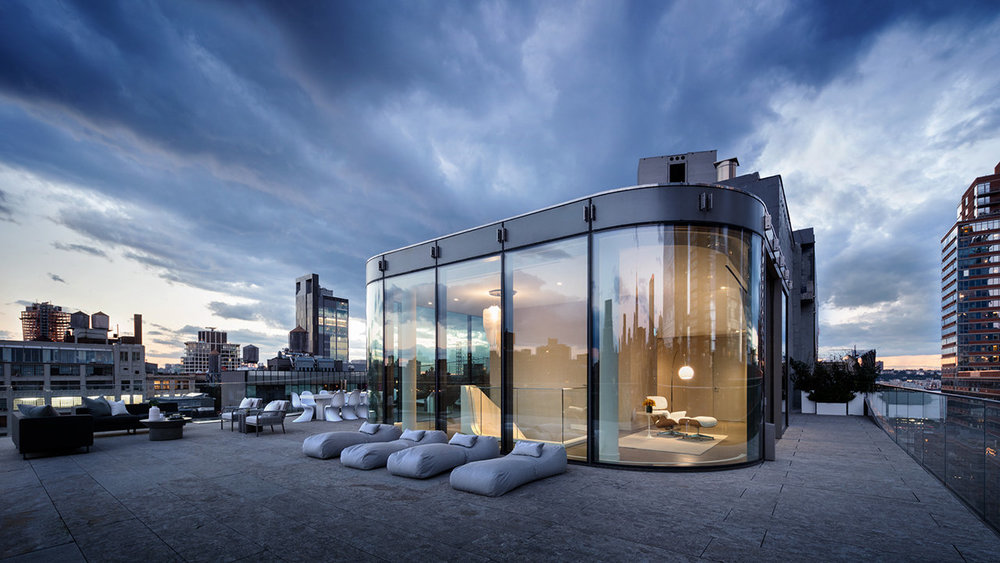 Penthouse At Zaha Hadid's 520 West 28th Street Revealed As Mega-Duplex Asking $58.5 Million