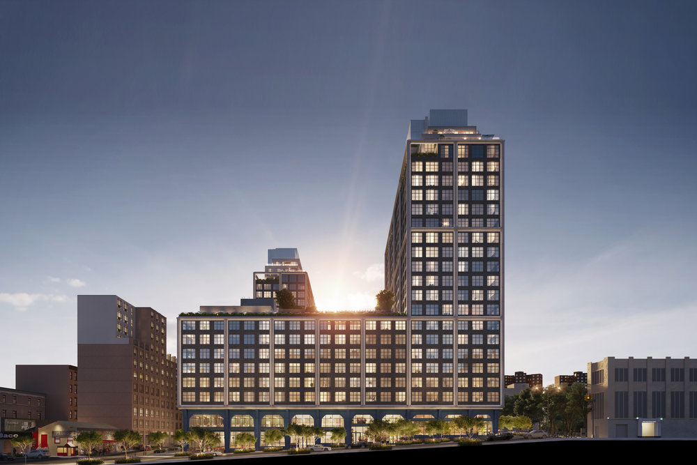 "CIM Group & LIVWRK Reveal Highly Anticipated Dumbo Development ""Front & York"" At 85 Jay Street"