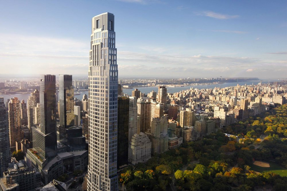 Hedge Fund Billionaire Ken Griffin of Citadel Closes On Most Expensive US Home Ever Sold For $238 Million Penthouse At 220 Central Park South
