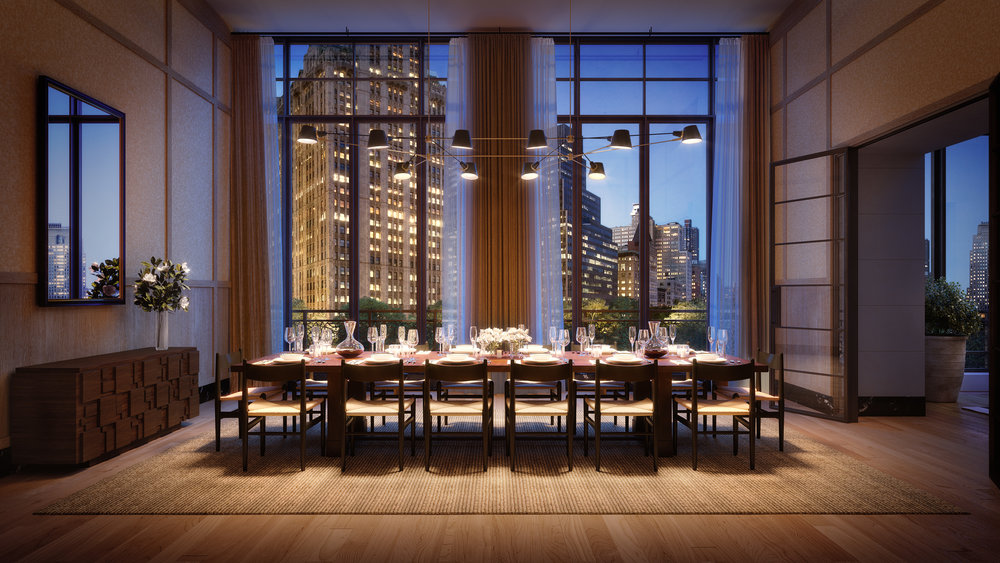 The COOKFOX-Designed 25 Park Row Launches Sales & Reveals New Renderings In FiDi