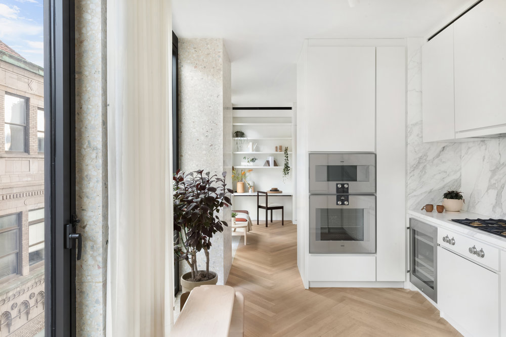 Check Out This Newly Revealed Model Residence In HFZ Group's David Chipperfield-Designed The Bryant