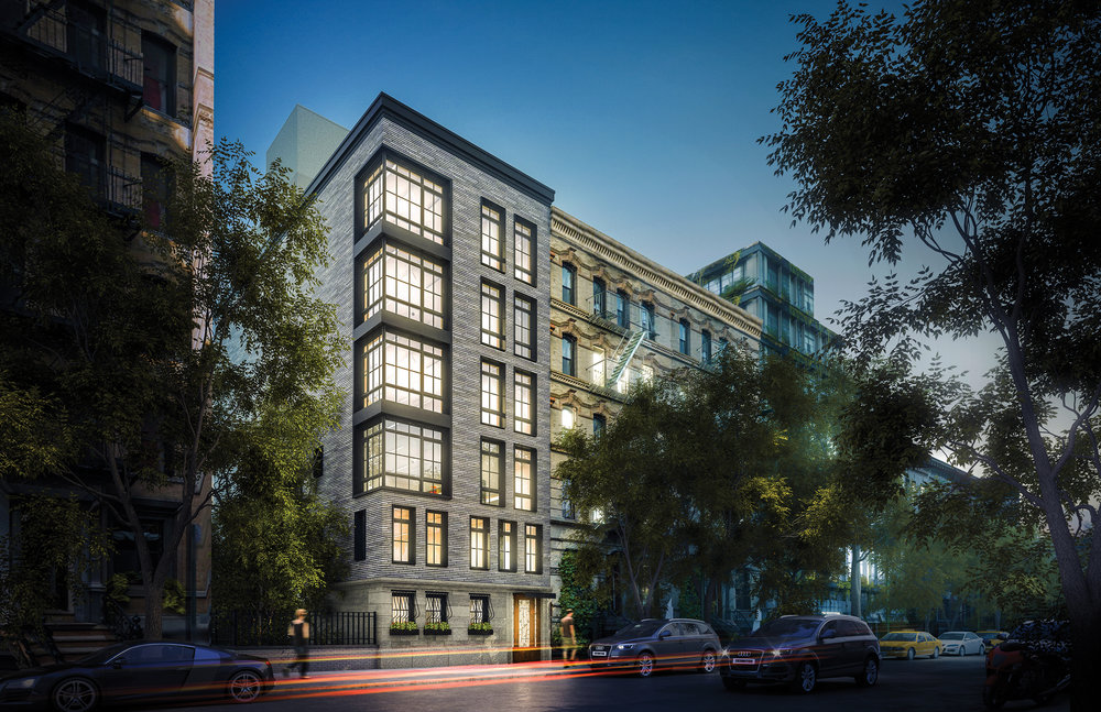 Jordan Shea of Douglas Elliman's The Eklund|Gomes Team Selected To Lead Sales And Marketing For 253 East 7th Street