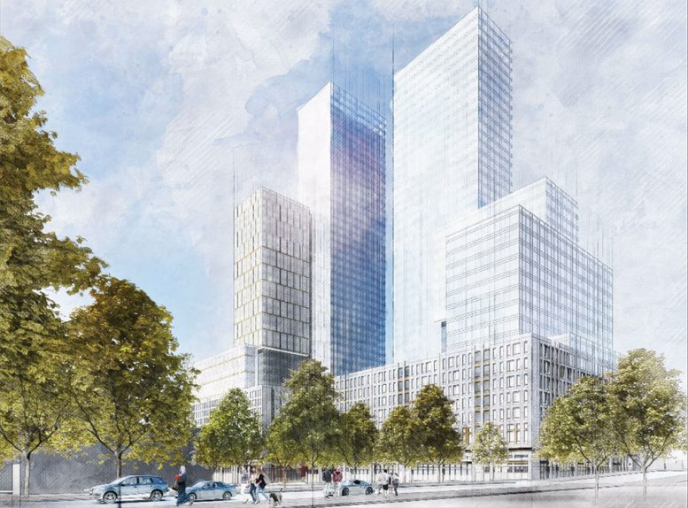 Continuum Company & Lincoln Equities Reveal Mega-Project In Brooklyn's Crown Heights