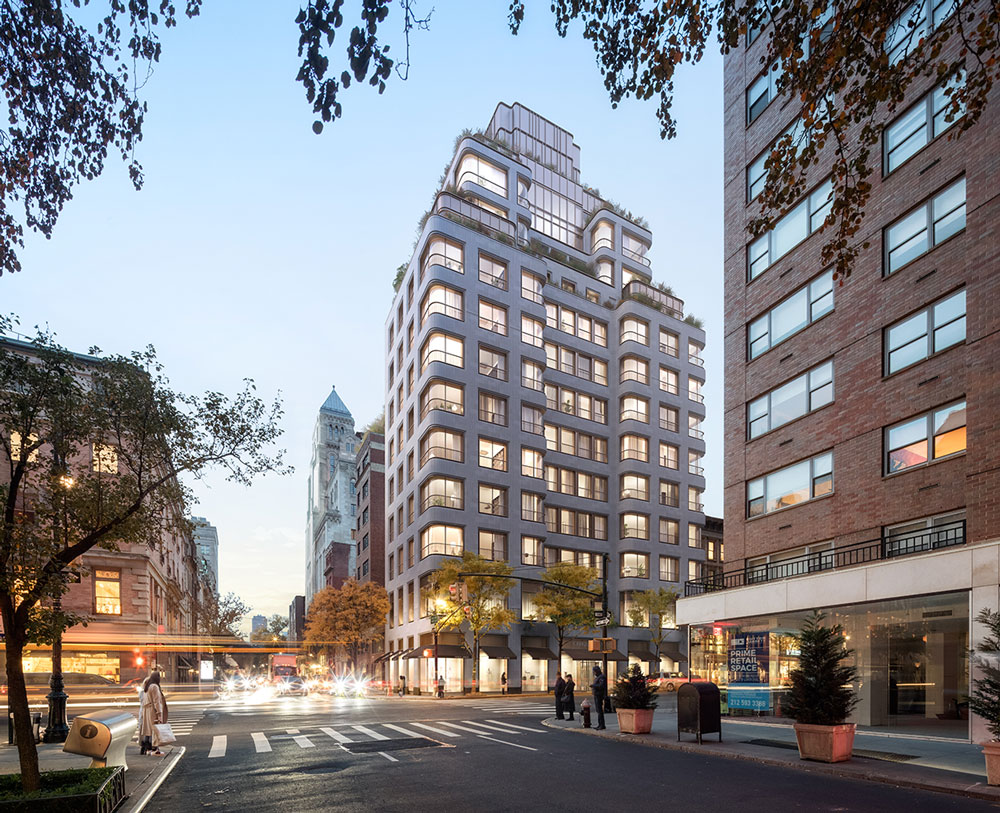 SL Green Realty & Giorgio Armani Corp. File Permits For COOKFOX Architects-Designed Boutique Condo At 760 Madison Avenue