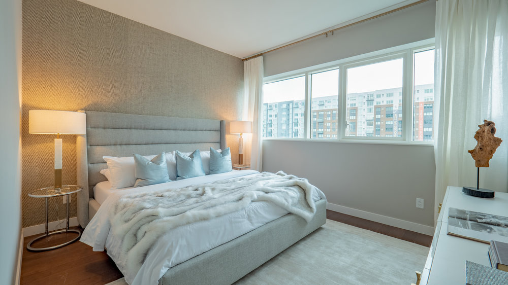 Peek Inside A Newly Revealed Residence At Avora On Weekhawken's Gold Coast