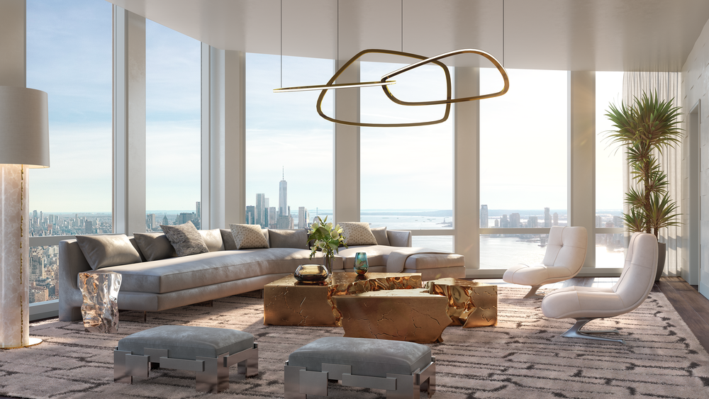 Hudson Yards Reveals The Neighborhoods Highest Residences In Boutique Offering At 35 Hudson Yards