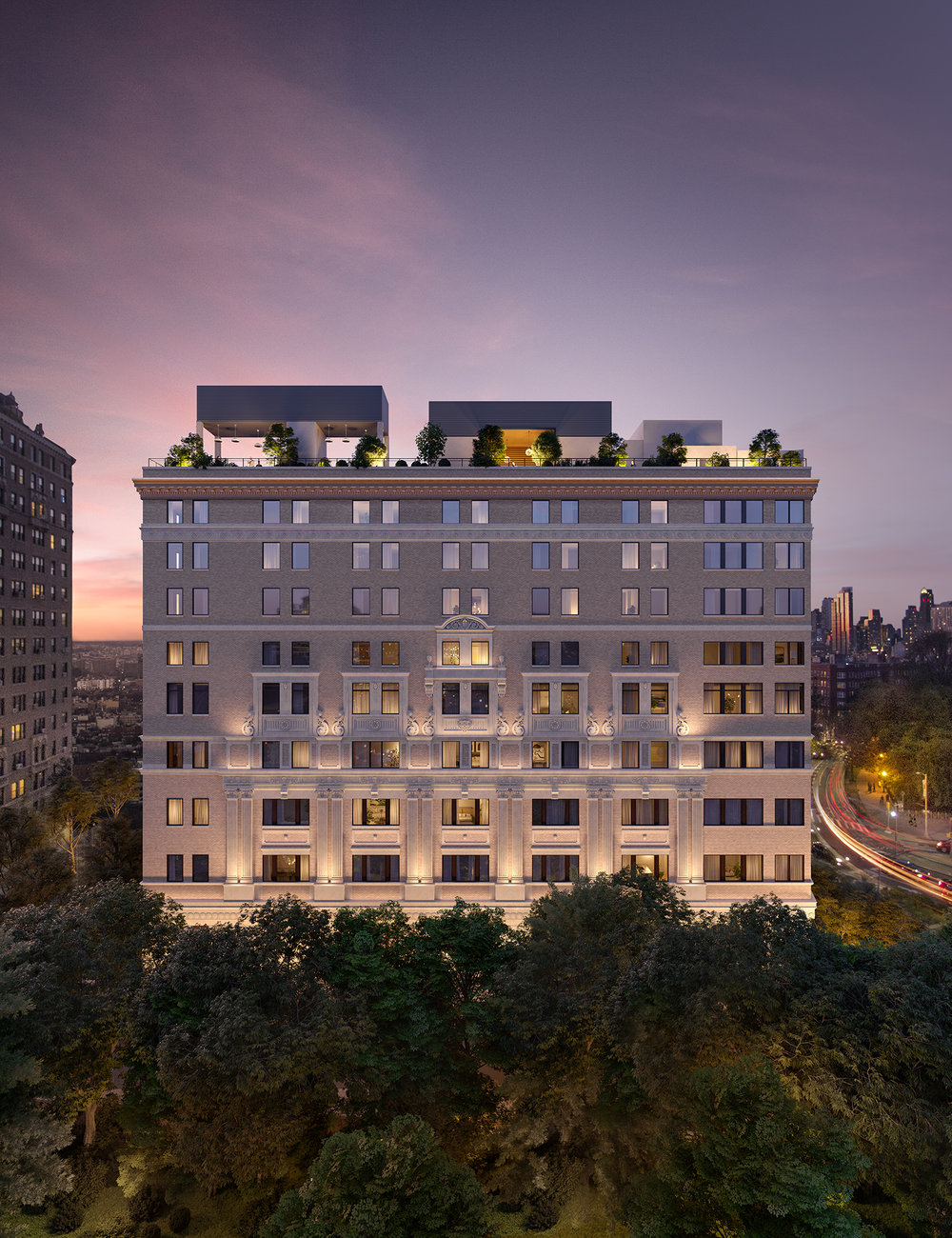 Sugar Hill Capital Partners Reveal One Prospect Park In Park Slope, Brooklyn