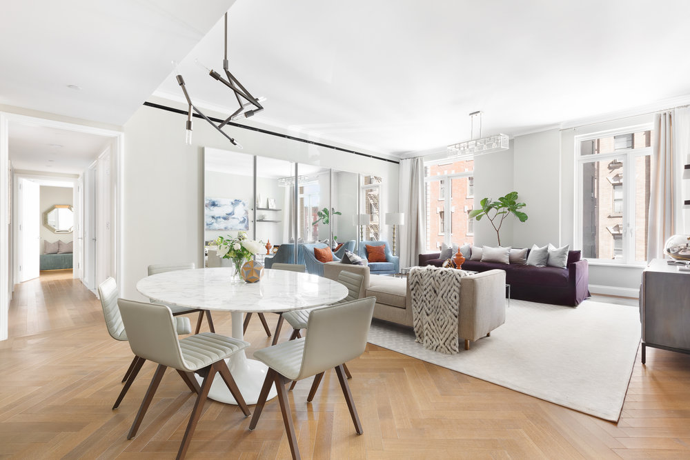 Check Out This Newly Revealed Ultra-Luxe Residence At The Robert A.M. Stern-Designed Two Fifty West 81st Street