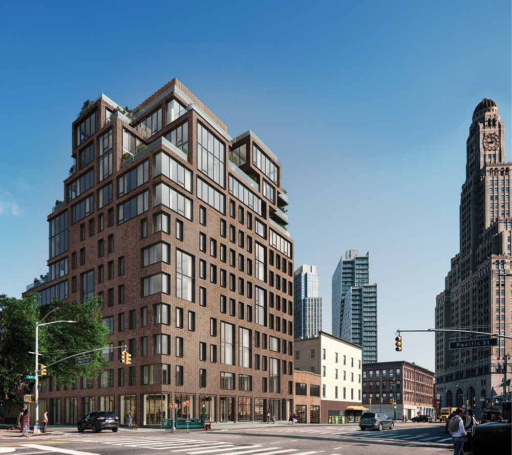 The ODA New York-Designed 561 Pacific Street Launches Sales In Boerum Hill, Brooklyn