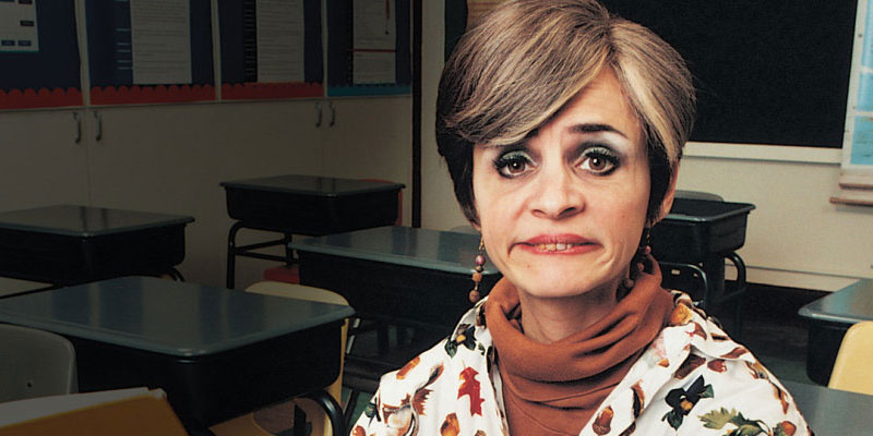 Amy Sedaris and Paul Dinello on Strangers with Candy and Why They're Done With Jerri Blank  / Esquire
