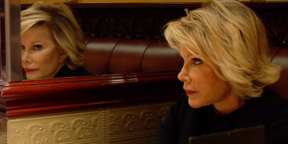 Joan Rivers and the Power of Not Apologizing  / Esquire