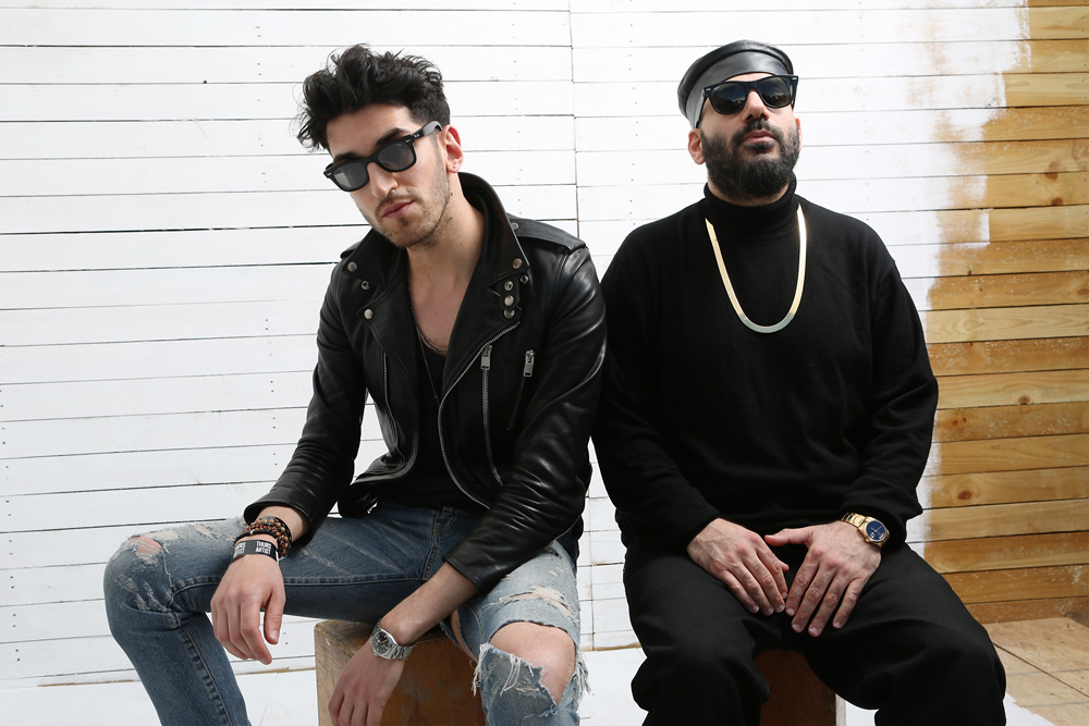 How Chromeo Made the Funkiest Album of the Year  / Esquire