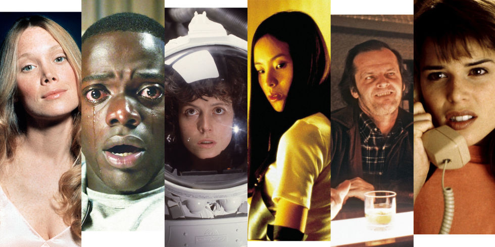The 50 Scariest Movies of All Time  / Esquire