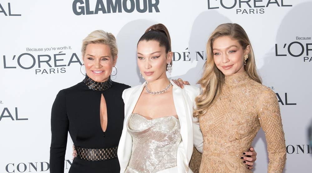 How Yolanda Hadid Went from $55 in Her Pocket to Multimillionaire Real Housewife  / Money
