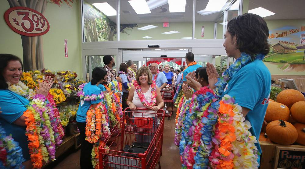 What It's Really Like to Work at Trader Joe's, According to Former Employees  / Money