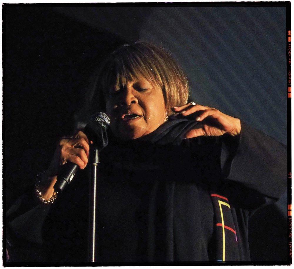 The Enduring Soul of Mavis Staples  / The National