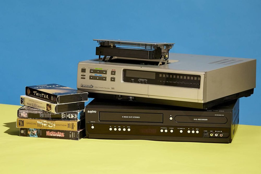 Why You Might Actually Want a VCR  / WSJ