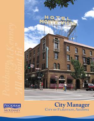 City Manager Flagstaff AZ