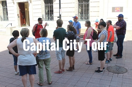 Capital City Tour