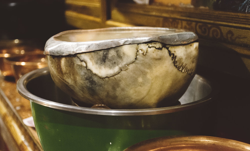 Holy bowl - We all have one.