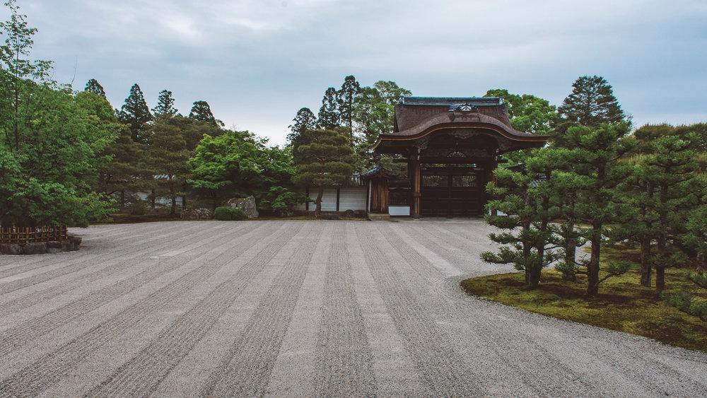 Ninna-ji. Kyoto.
