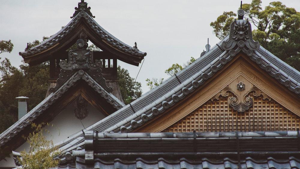 Kinkaku-ji. Kyoto.