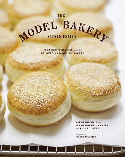 The Model Bakery Cookbook - Now you can bake the recipes