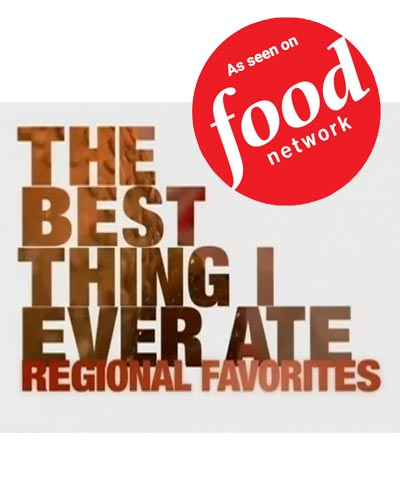 Best Thing I Ever Ate - Regional Favorites - By The Food Network