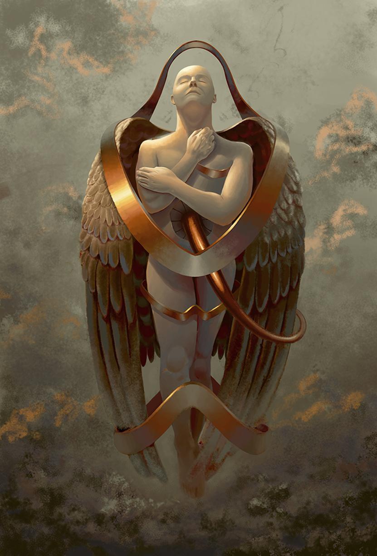 BOTTLED ANGEL NO. 1